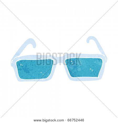 cartoon spectacles