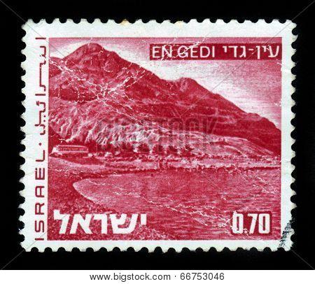 Ein Gedi, Landscapes Of Israel