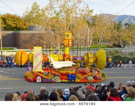 Ronald Mcdonald House Charities Of Southern California Rose Bowl Parade Float