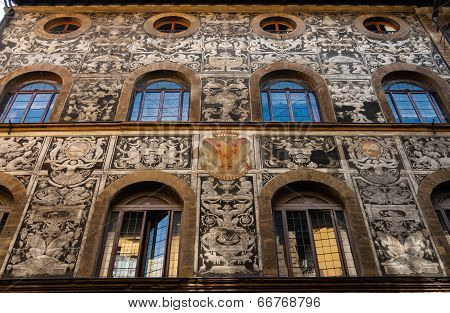Glamorous Florence Palace