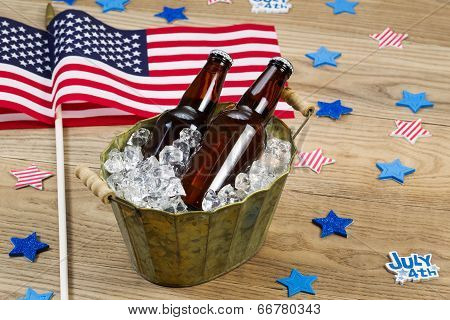 Party Time For The Fourth Of July