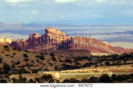 Utah Red Rock Uplift