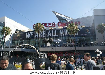 LA Kings Stanley Cup Champions
