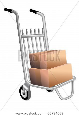 Courier Trolley