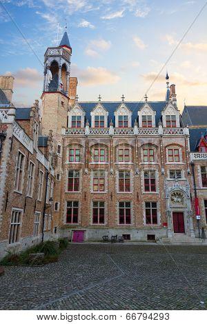 Palace of Gruuthuse, Brugge