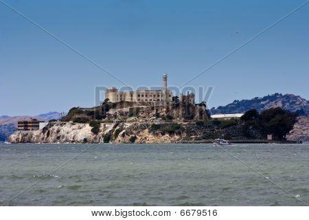 famous Alcatraz prison