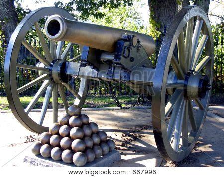 Silver Cannon