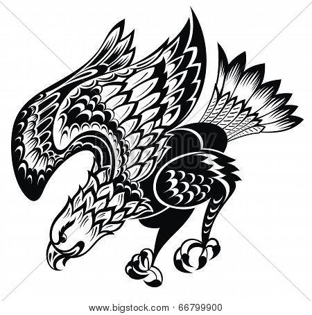 Tattoo Eagle
