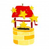 pic of wishing-well  - cartoon wishing well - JPG