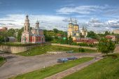 foto of prophets  - Church of the Assumption and Church of Elijah the Prophet in Serpukhov