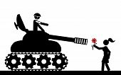 picture of panzer  - Vector  - JPG