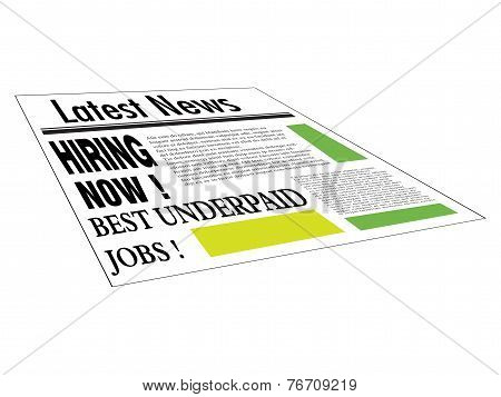 Best underpaid jobs
