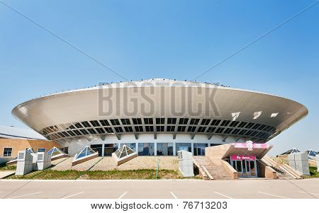 Circus Building In Astana