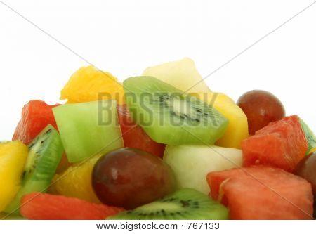 Fruit salad coctail