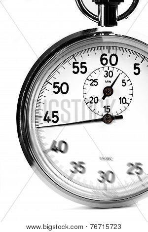 Motion Stopwatch