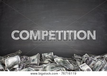 Competition on blackboard