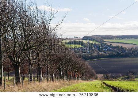 Kent countryside uk