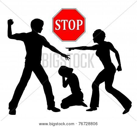 Stop Violence Against Children