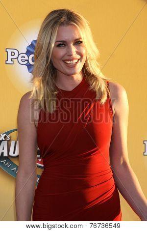 LOS ANGELES - NOV 22:  Rebecca Romijn at the FOX's
