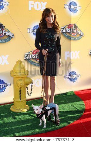 LOS ANGELES - NOV 22:  Paula Abdul at the FOX's