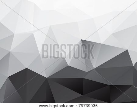 Abstract Polygons Shape Vector Background | EPS10 Design