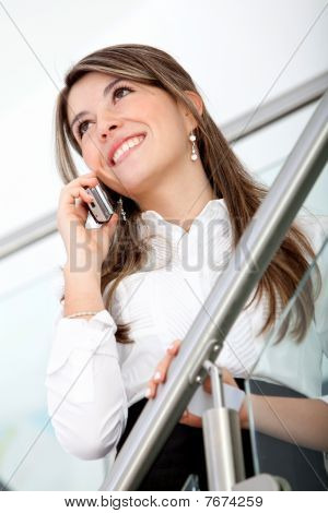 Business On The Phone
