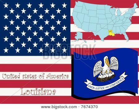 Ilustración de Louisiana State