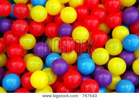 Playground balls