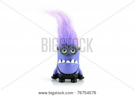Evil Minion Chomper Toy