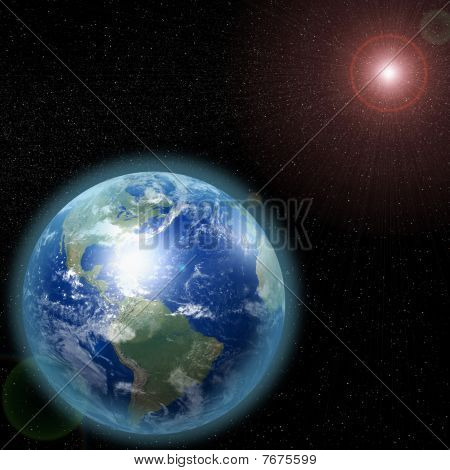 Our Home Planet