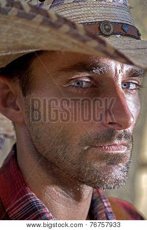 Cowboy Glances