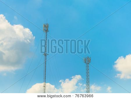 Tele-radio Tower