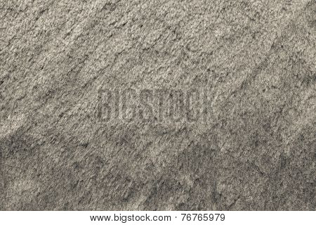 Smooth Fleecy Texture Of Beige Colo