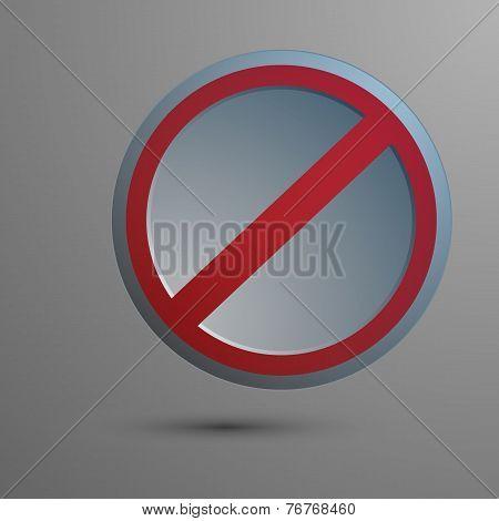 Sign ban