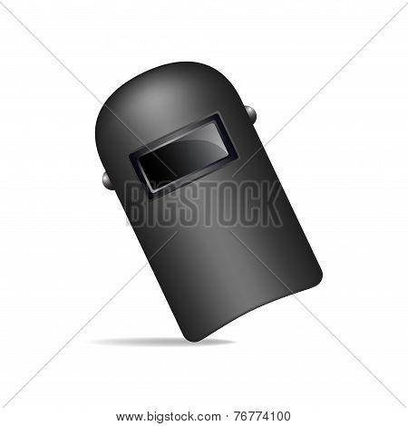 Protective welding mask