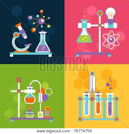 Chemistry design concepts