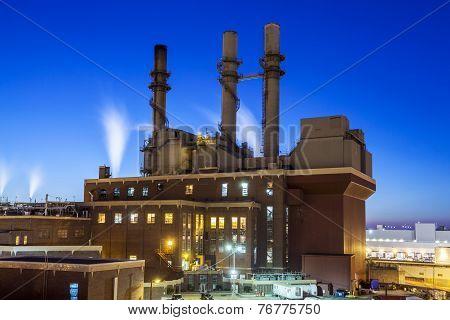Huge Factory