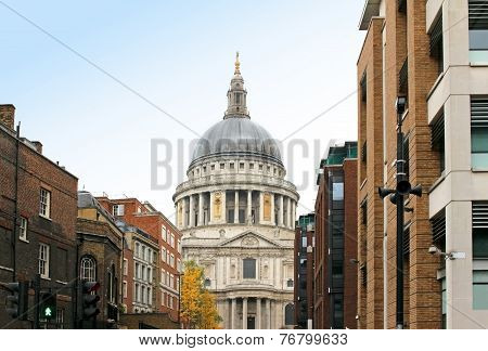 St Paul Dome