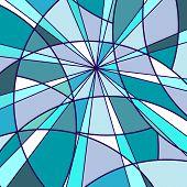 image of lilas  - Mosaic violet - JPG