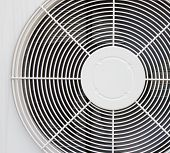 image of condensation  - Condenser fan air through the use of old rust - JPG