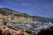 Monaco Europe poster