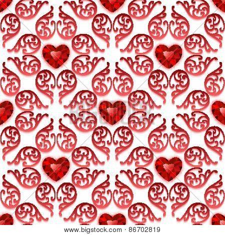 Ornate Seamless Pattern