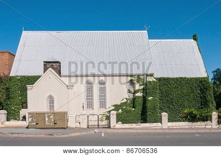 Anglican Christ Church, Colesberg, South Africa