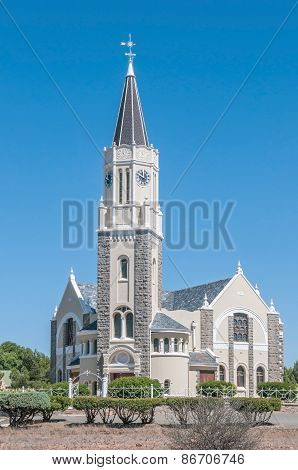 Dutch Reformed Church In Hanover In The Northern Cape