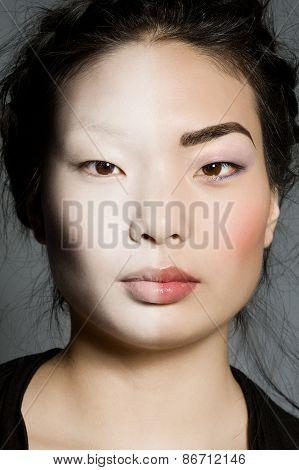 Half A Makeup