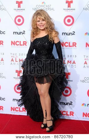 LOS ANGELES - SEP 27:  Charo at the 2013 ALMA Awards - Arrivals at Pasadena Civic Auditorium on September 27, 2013 in Pasadena, CA
