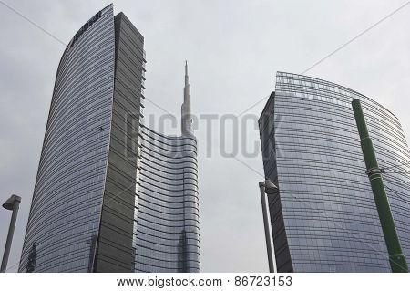 Porta Nuova New Buildings Complex