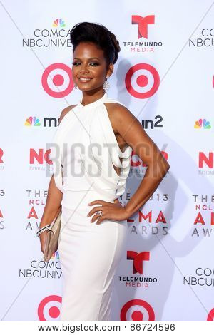 LOS ANGELES - SEP 27:  Christina Milian at the 2013 ALMA Awards - Arrivals at Pasadena Civic Auditorium on September 27, 2013 in Pasadena, CA