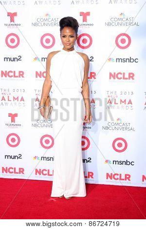 LOS ANGELES - SEP 27:  Christina Milian at the 2013 ALMA Awards - Arrivals at Pasadena Civic Auditorium on September 27, 2013 in Pasadena, CA