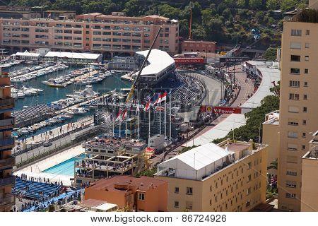 Monaco May 23 , Monaco Formula 1 Gp